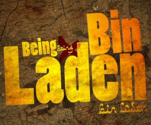Being Bin Laden Poster