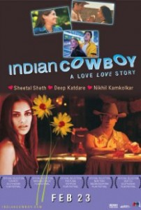 Indian Cowboy Poster