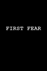 First Fear Poster