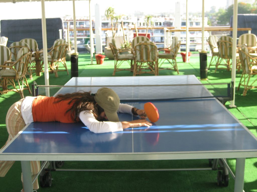 Ping Pong Defeat