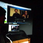 Sheetal Skypes With WISDOM TREE Audience in Anchorage
